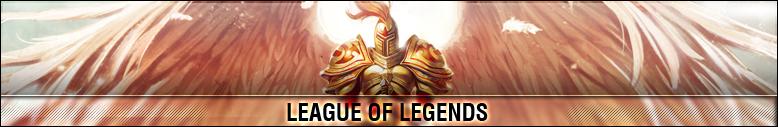 League of Legends - Orange